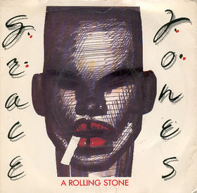 A Rolling Stone song by Grace Jones