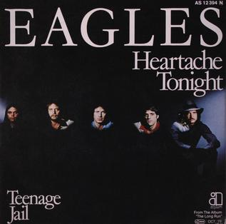 Heartache Tonight 1979 single by Eagles