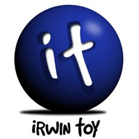 Irwin Toy logo from 2000 to bankruptcy