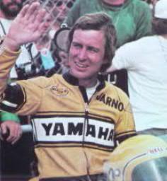 Jarno Saarinen Finnish motorcycle racer