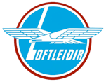 Loftleiðir HF, internationally known as Icelandic Airlines (abbreviated IAL) or Loftleiðir Icelandic,[1] was a private Icelandic airline headquartered on the grounds of Reykjavík Airport in Reykjavík,[2] which operated mostly trans-atlantic flights li