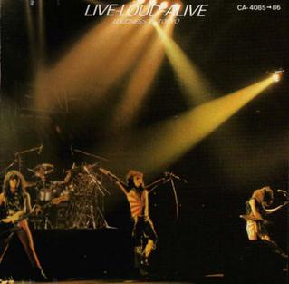 """Recently Purchased"" Thread Loudness_-_Live,_Loud,_Alive"