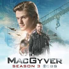 <i>MacGyver</i> (2016 TV series, season 3) season of the 2016 television series
