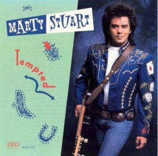 <i>Tempted</i> (album) 1991 studio album by Marty Stuart
