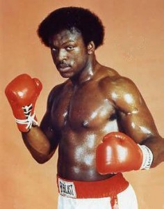 Michael Dokes American boxer