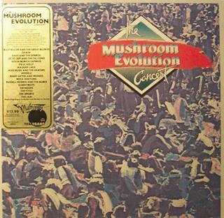 <i>Mushroom Evolution Concert</i> 1982 live album by Various artists