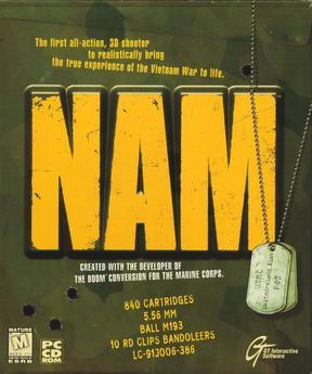 Nam Video Game Wikipedia