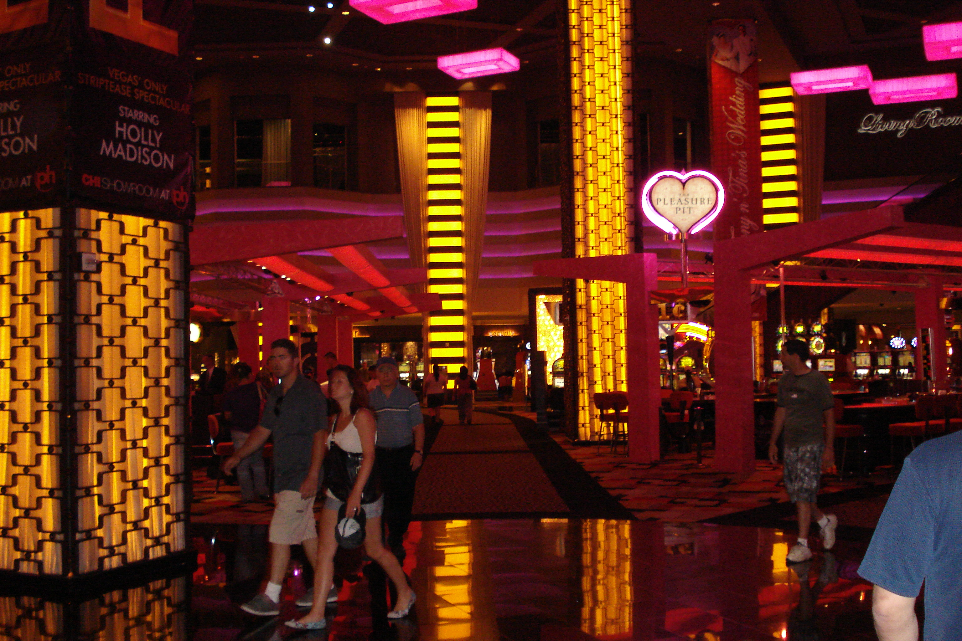 names of casinos in vegas