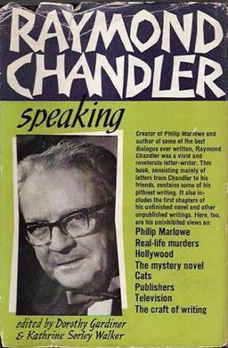 Raymond Chandler Chandler, Raymond - Essay