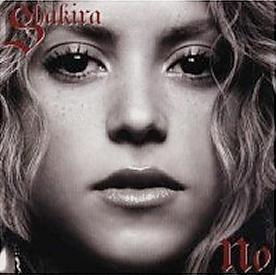 No (Shakira song) 2005 song by Shakira ft. Gustavo Cerati
