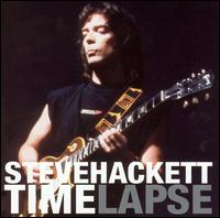 <i>Time Lapse</i> 1992 live album by Steve Hackett