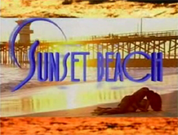 Sunset Beach Tv Series Wikipedia