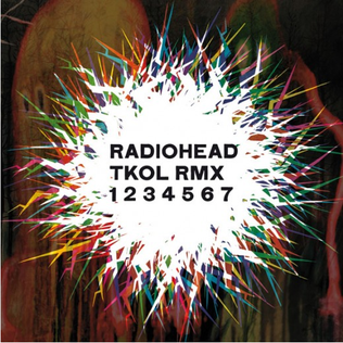 <i>TKOL RMX 1234567</i> 2011 remix album by Radiohead