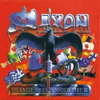 <i>The Eagle Has Landed – Part II</i> 1996 live album by Saxon