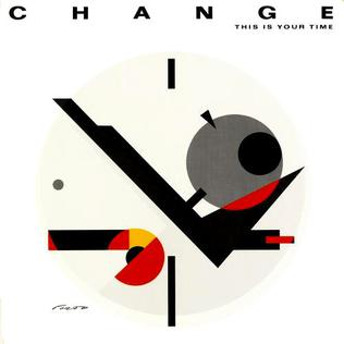 <i>This Is Your Time</i> (Change album) 1983 studio album by Change