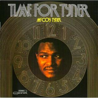 McCoy Tyner Time_for_Tyner