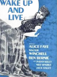 <i>Wake Up and Live</i> 1937 film