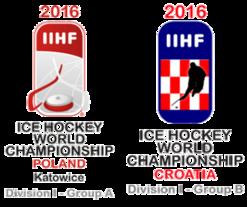 2016 IIHF World Championship Division I International ice hockey tournament