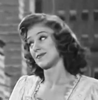 Ruth Godfrey (actress) American actress