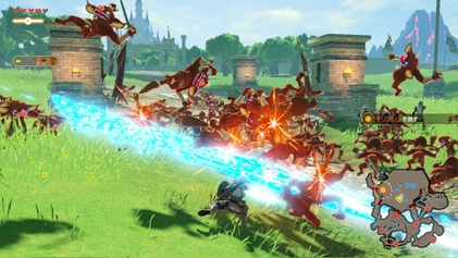 Hyrule Warriors Age Of Calamity Wikiwand