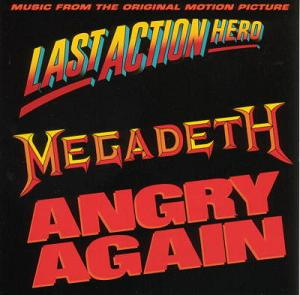 Angry Again 1993 single by Megadeth