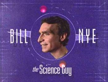 Picture of a TV show: Bill Nye The Science Guy