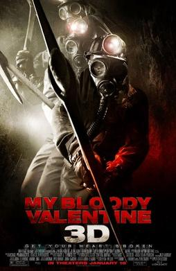 My Bloody Valentine (2009) movie poster