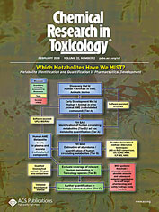 <i>Chemical Research in Toxicology</i> peer-reviewed scientific journal