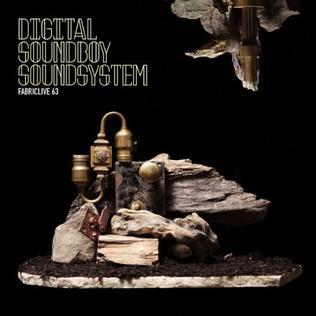 <i>FabricLive.63</i> 2012 compilation album by Digital Soundboy Soundsystem