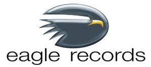 Eagle Records record label in the USA
