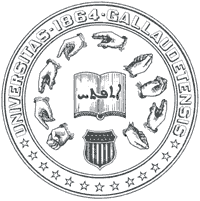 Gallaudet seal