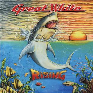 <i>Rising</i> (Great White album) 2009 studio album by Great White