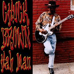 <i>Hah Man</i> 1994 studio album by Chuck Brown