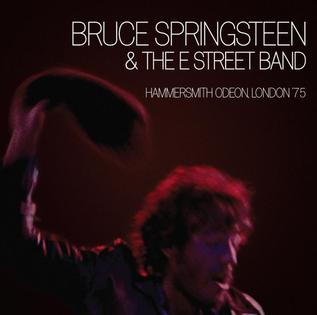 <i>Hammersmith Odeon London 75</i> 2006 live album by Bruce Springsteen & the E Street Band