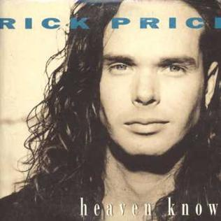 Heaven Knows (Rick Price song) - Wikipedia