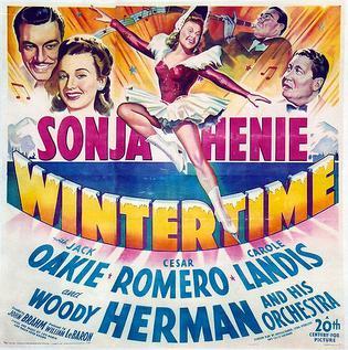 <i>Wintertime</i> (film) 1943 film by John Brahm