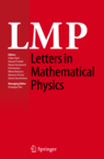 <i>Letters in Mathematical Physics</i> journal