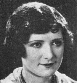 Lillian Hall-Davis actress