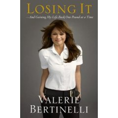 <i>Losing It</i> (book) 2008 autobiography by Valerie Bertinelli