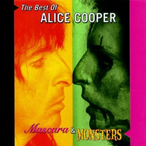 <i>Mascara and Monsters: The Best of Alice Cooper</i> 2001 greatest hits album by Alice Cooper