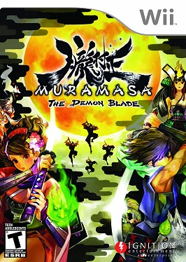 Picture of a game: Muramasa: The Demon Blade