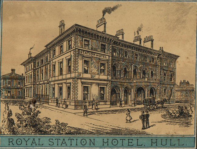 The Royal Hotel Cardiff Cinema Room