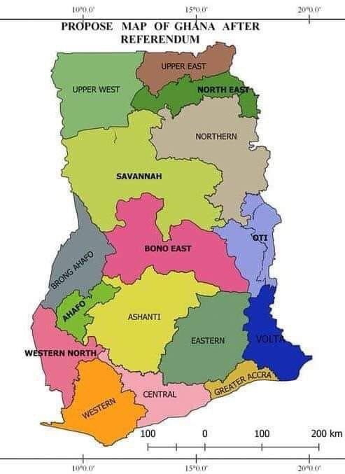 Image result for Ghana Map