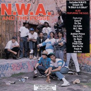 <i>N.W.A. and the Posse</i> 1987 compilation album by N.W.A