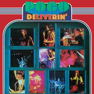 <i>Deliverin</i> 1971 live album by Poco