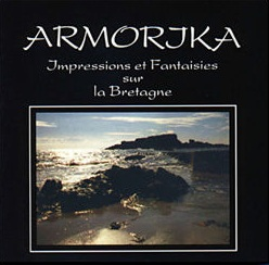 <i>Armorika</i> 1991 studio album by Peter Frohmader