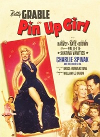 <i>Pin Up Girl</i> (film) 1944 film by H. Bruce Humberstone