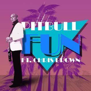 Fun (Pitbull song) song by Pitbull