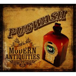 <i>Eleven Modern Antiquities</i> 2008 studio album by Pugwash