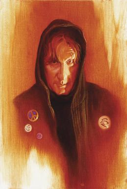 An image of Randall Flagg from The Stand.